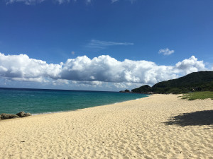 屋久島の海